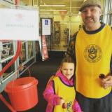 2015 Salvation Army Bell Ringing